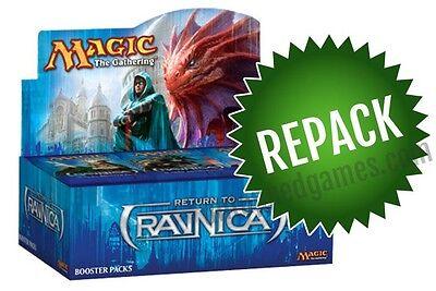 Return to Ravnica Booster Box Repack! 36 Opened MTG Packs In Box