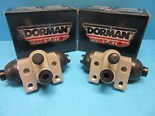 Set of Rear Drum Brake Wheel Cylinders Replace OEM# 37846 for HONDA
