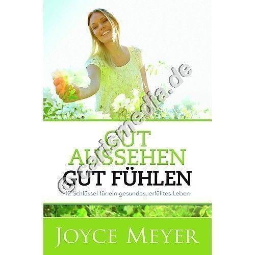 1 von 1 - JOYCE MEYER: GUT AUSSEHEN - GUT FÜHLEN  *NEU*