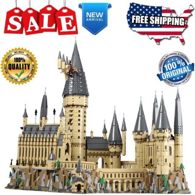Harry Potter Train//Hogwarts Castle Building Blocks 926PCS Educational Toys Kit