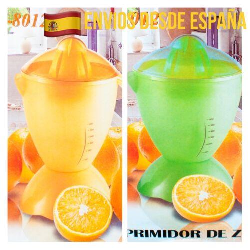 Exprimidor De Zumo Eléctrico DV-TECH 2 Colores Con Vierte Fácil 2 Colores