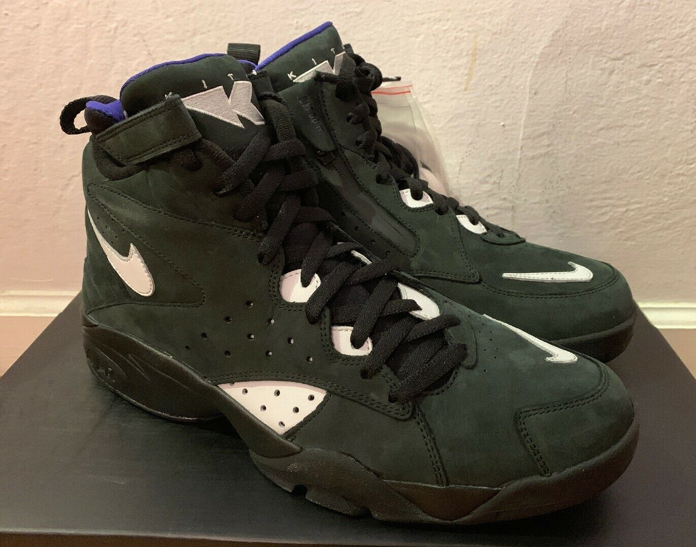 NIKE AIR MAESTRO II QS KITH PIPPEN F&F Only Never Release SZ 12 AH1069-001