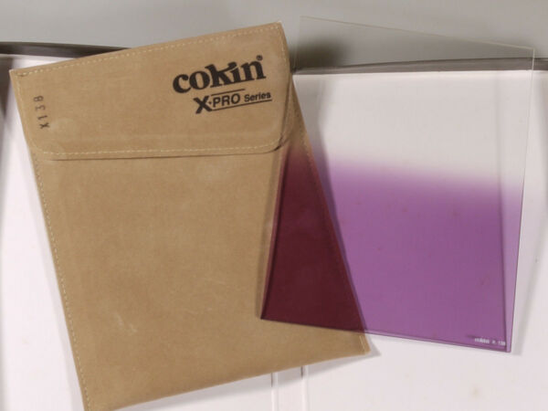 (prl) Cokin X Pro Filtro Filtre Filter X 138 Xp Gradual Flw Professionel Xpro