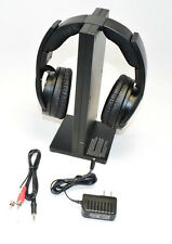 Sony Wireless FM Over-the-Ear Headphones for TV MDR-RF985RK USED