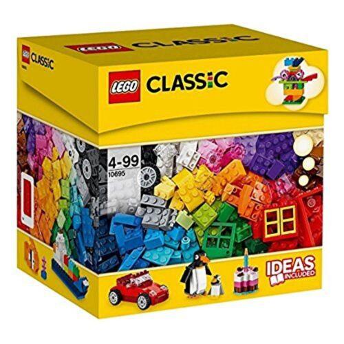 LEGO Creative Building Box Classic Idea Part Special Set 10695 580 Pieces