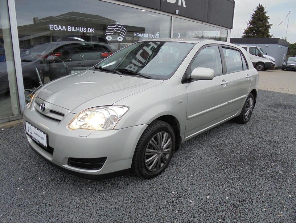 Toyota Corolla 1,4 D-4D Terra Diesel modelår 2005 km 264000