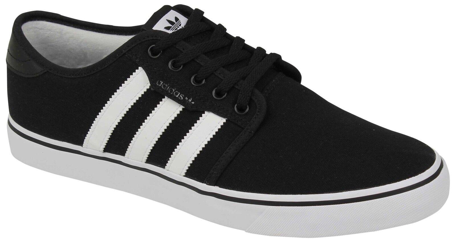 Adidas Seeley zapato Core Negro / blanco / Gum nueva nueva Gum marca de descuento 49a398