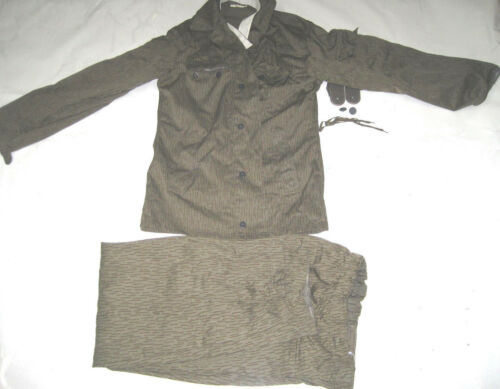 NVA Felddienst Sommer Größe 44 Uniformen Ostalgie Museum Outdoor Effekten DDR