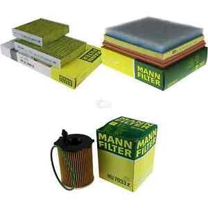 Mann-Filter-paquete-peugeot-2008-208-recuadro-DS-ds3-cabriolet-ds5-Citroen-c3-II-c4