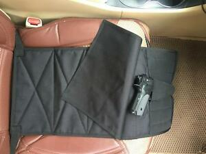 Image Is Loading US STOCK Under Seat Concealment Pistol Holster With