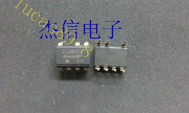 5 PCS JC26MDC DIP-7 JC26 photo coupler new