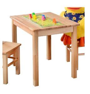 Kindertisch Beistelltisch Kinder Kindermöbel Tisch Spieltisch