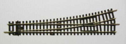 239 mm Piko H0 A-Gleis 55220 Weiche links NEUWARE zum Angebotspreis !!!