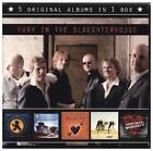 5 original albums in 1 box, 5 Audio-CDs (2015)