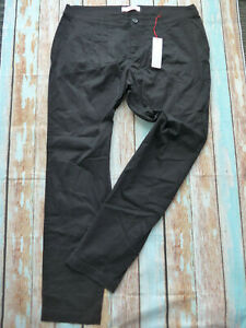 Sheego-Pants-Chino-Trousers-Cloth-Trousers-Black-Size-42-to-56-075
