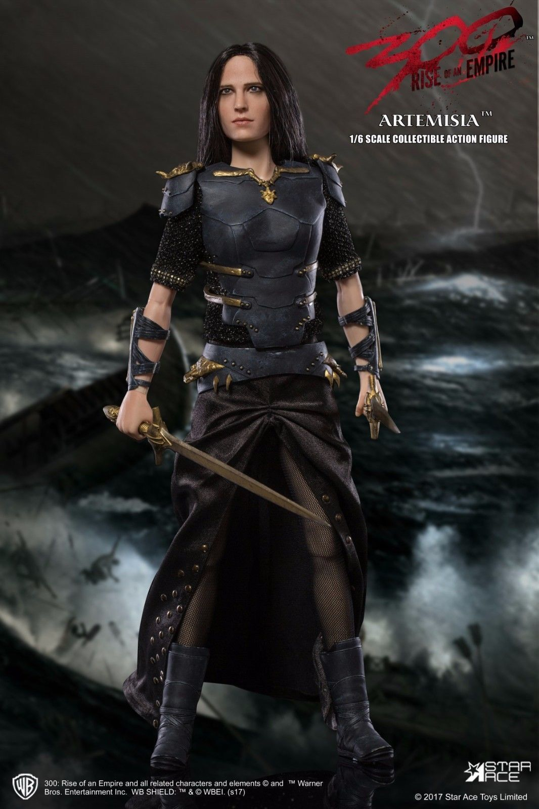 1 6 Star Ace Toys 300  Rise Of An Empire Artemisia Action Figures Set SA0045