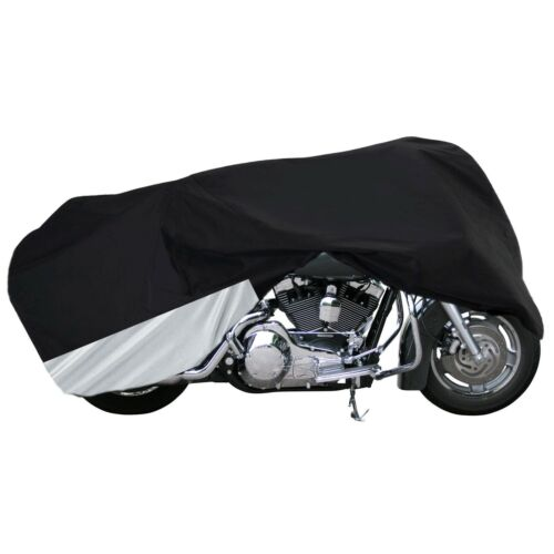 Motorcycle Bike Cover Travel Dust Cover For Kawasaki Eliminator BN 250 600 900
