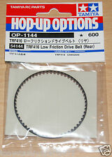 Tamiya 54144 TRF416 Low Friction Drive Belt (Rear) (TA06/TA06R/TA06MS/TA06Pro)