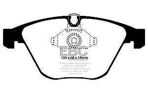 DP1449 EBC ULTIMA Pastillas de Freno Frontales Para Bmw