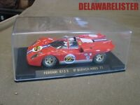 Vintage Fly C3 Ferrari 512 S 22 8th Buenos Aires 1971 Slot Car 1/32 (new)