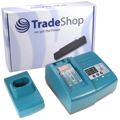 Chargeur de batterie 7,2v-18v station pour Makita bhp456 bhp458 bhr162 bhr202