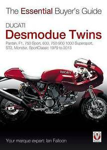 Ducati-Desmodue-Twins-Essential-Buyer-039-s-Guide-Ian-Falloon-Author-signed