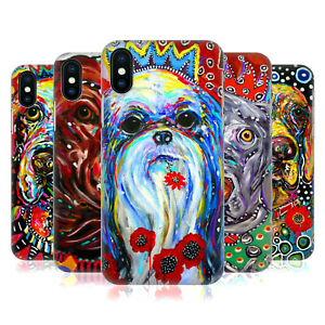 OFFICIAL-MAD-DOG-ART-GALLERY-DOGS-HARD-BACK-CASE-FOR-APPLE-iPHONE-PHONES
