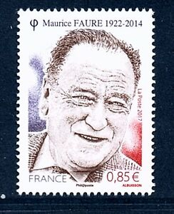 TIMBRE-5134-NEUF-XX-Maurice-Faure