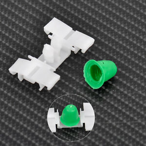 20-Nylon-Door-Fender-Moulding-trim-clips-fit-for-BMW-E36-E46-318-323-325-Hf