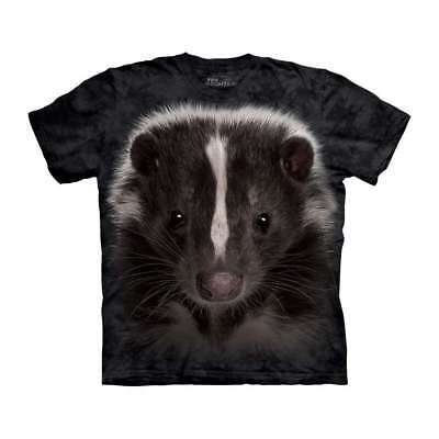 The Mountain Kid/'s 100/% Cotton T-Shirt Tee Red Panda Portrait S-M-XL NWT.
