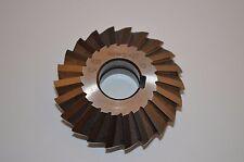 Prismenfräser, D80Hx20x22/60°, HSS,  RHV8611,