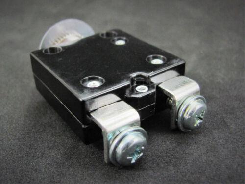 Philmore B7060 250V Push-Button Circuit Breaker w//Screw Terminals 60A 125