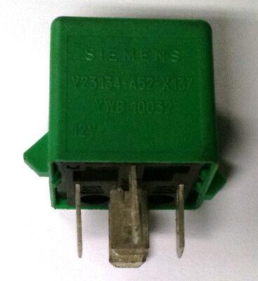 Rover 200 25 400 relais YWB10032 vert multi usage