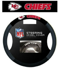 Kansas City Chiefs Mesh Steering Wheel Cover [NEW] KC NFL Car Auto CDG