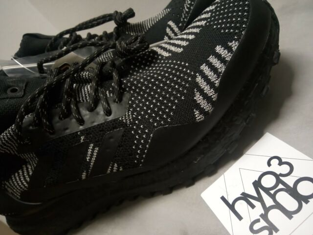 new product a9a79 4cf58 KITH Nonnative Adidas Consortium Mid Ultra Boost US7.5 - 9 Mens 3M Black  Limited