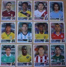 Panini Copa America - Chile 2015 -  50  Sticker  aussuchen