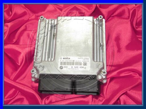 BMW E90 E91 E92 E93 E60 E61 3 5 series 2.5d M57N2 DIESEL ENGINE CONTROL UNIT DDE