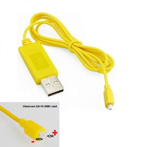 FQ777-124 124C USB Charging Cable E10 E10C E10W CX-10 CX-10A CX-10C CX-10W