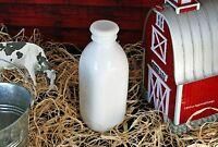 Crate & Barrel Milk Bottle -nwt- Creates A Cool Nostalgic Mooood Buy More Save