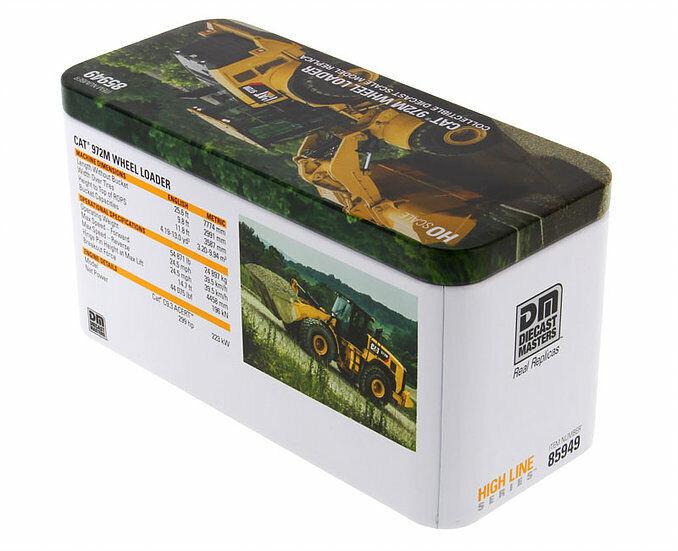 Caterpillar CAT 972M Wheel Loader 1 87 HO Scale Model Model Model - Diecast Masters - 85949 ae5197