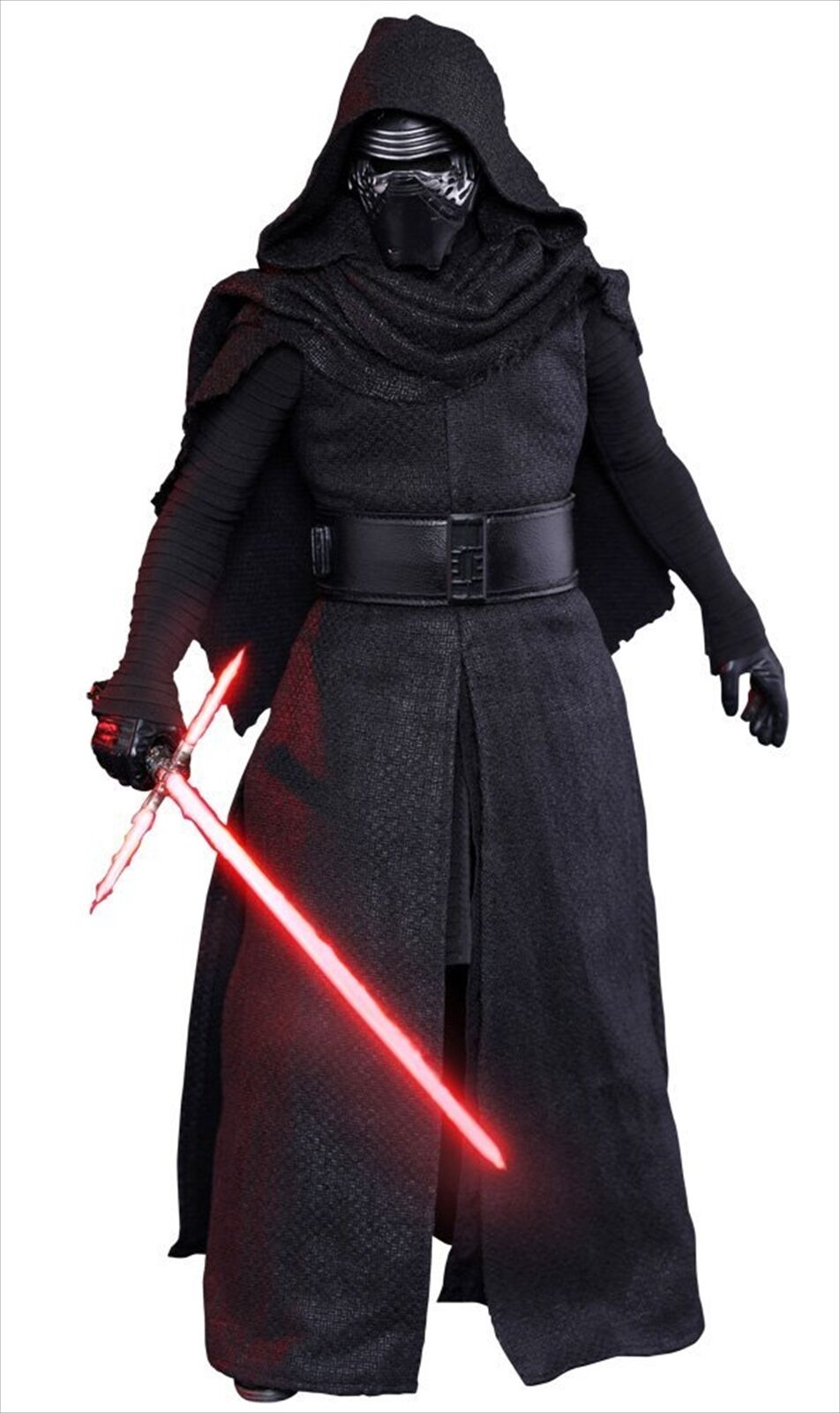 Hot Toys Star Wars The Force Awakens Kylo Ren 1/6 Scale Action Figure