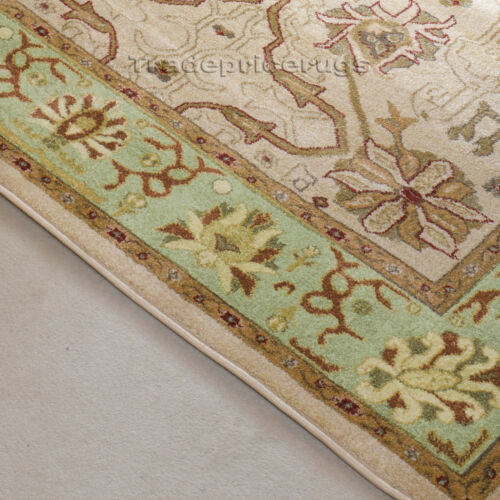 EXTRA LARGE TRADITIONAL CLASSIC SOFT DENSE PILE DURABLE ZIEGLER ARAK RUG SMALL