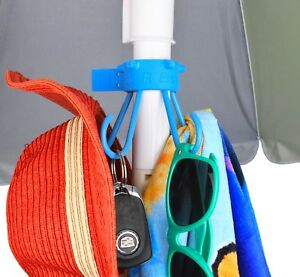Pole-R-Bear-Umbrella-Hook-Towels-Bags-Beach-Accessories-Patio-Umbrellas-Hooks