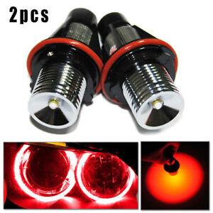 2pcs-LED-Auto-Angel-Eye-Lampadina-Luce-di-Ingombro-for-BMW-E39-E60-E53-E65-E83