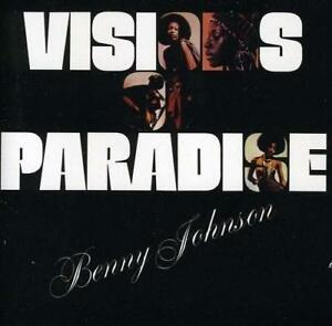 BENNY-JOHNSON-Visions-Of-Paradise-NEW-amp-SEALED-70s-MODERN-SOUL-CD-SOUL-BROTHER