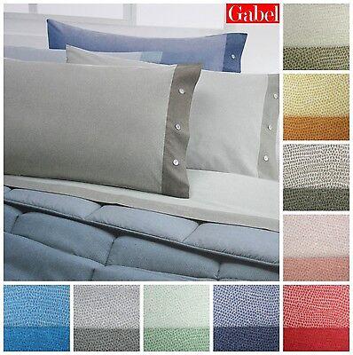 Lenzuola Flanella Matrimoniali Gabel.Double Bed Sheets 2 Squares Flannel Winter Gabel Chromo Ebay