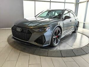 2021 Audi RS6 Bang & Olufsen | 360 Cameras | No Accidents | LOW KMS!