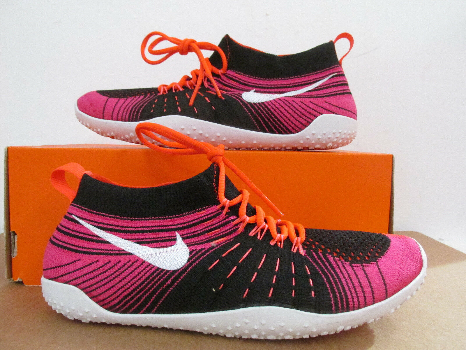 nike womens hyperfeel cross elite running trainers 638348 003 sneakers CLEARANCE