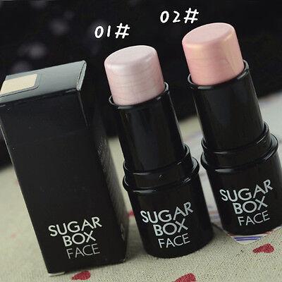 Pink Makeup Highlighter Stick Pretty Gleamer Highlighter Stick For Beauty Makeup