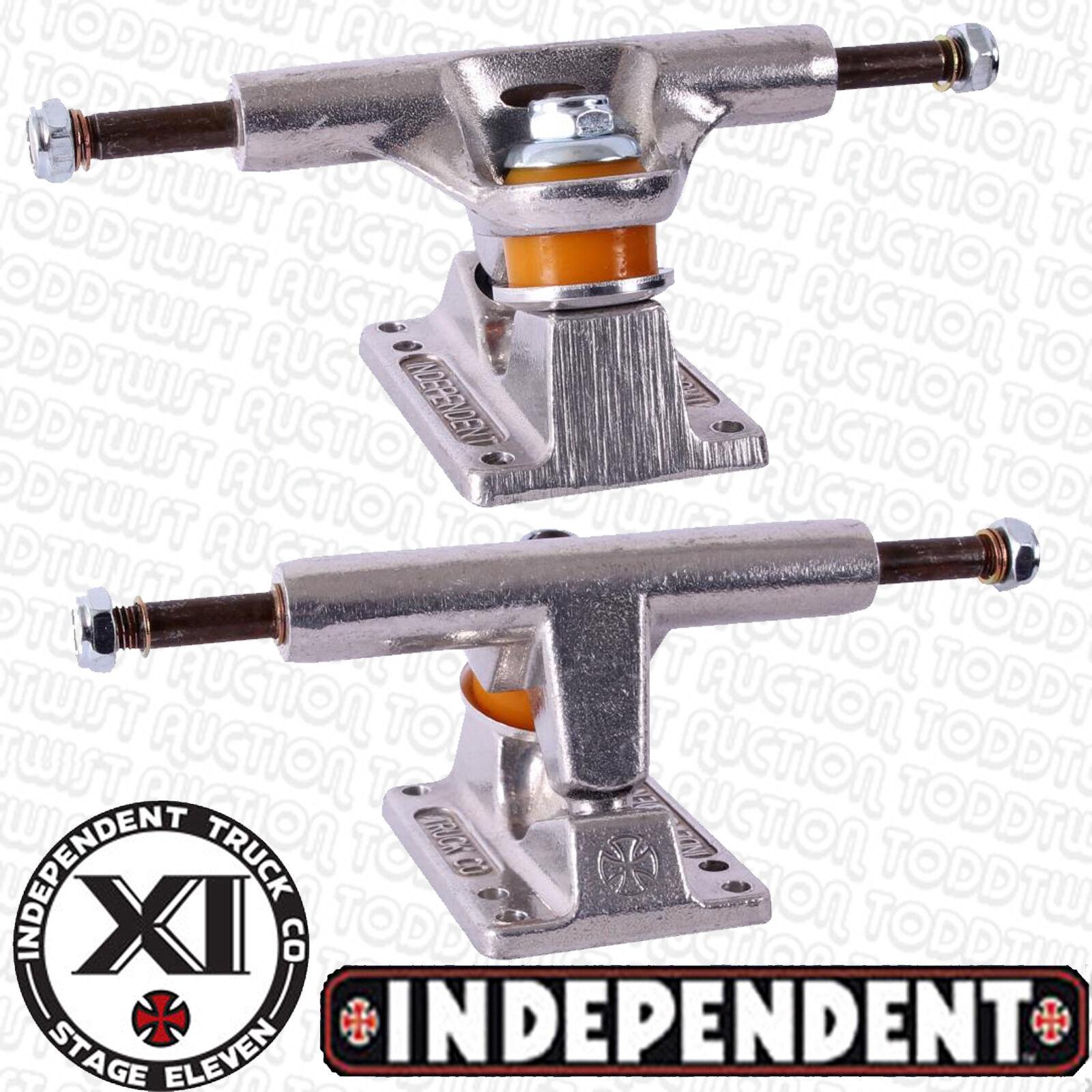 Independent Stage T 11 Skateboard Achsen Roh 109 T Stage Aufhänger Freestyle - Set 2 babafa